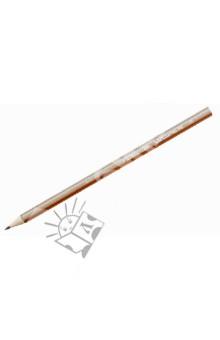 Карандаш черногрифельный Wopex HB, бронзовый (180HB-C3CL) STAEDTLER