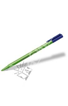 Маркер-текстовыделитель Triplus, зеленый, флуоресцентный (362-5) STAEDTLER