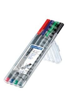 Роллер Triplus 0,4 мм, 4 цвета (403SB4) STAEDTLER