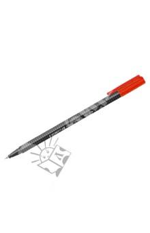 Роллер Triplus 0,3 мм, красный (403-2)Ручки капиллярные простые цветные<br>Ручка - роллер;<br>Эргономичный трехгранный корпус, обеспечивающий комфортное письмо без усилий и усталости;<br>Премиальный дизайн, с  гладкой и приятной на ощупь поверхностью;<br>Особо прочный металлический наконечник;<br>Идеально подходит как для письма и работы с документами, так и для творчества;<br>Особо мягкое и плавное письмо; <br>Цвет чернил соответствует цвету колпачка и заглушки;<br>Уникальная формула чернил DRY SAFE позволяет оставлять роллер без колпачка на несколько дней без угрозы высыхания;<br>Функция  автоматического выравнивания давления, предотвращение от утечки чернил в полете; <br>Широкий спектр ярких и сочных цветов; <br>Толщина линии: 0,3 мм.<br>Сделано в Германии.<br>