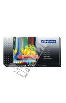 Пастель масляная Karat 12 цветов (2420C1206)Уголь художественный. Пастель<br>Высококачественная масляная пастель с прекрасными характеристиками покрытия, идеально подходит для школы и хобби.<br>12 цветов<br>очень интенсивный цвет<br>высокое качество, очень яркие цвета<br>хорошо ложиться на всех гладких поверхностях<br>водонепроницаемый<br>особенно ударопрочный<br>завернуты в бумагу<br>соответствует EN 71<br>диаметр 11 мм, 70 мм в длину <br>набор масляных пастелей упакован в картонную коробку.<br>Производство: Германия<br>