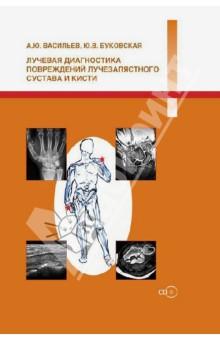 Лучевая диагностика повреждений лучезапястного сустава и кисти (+СD)