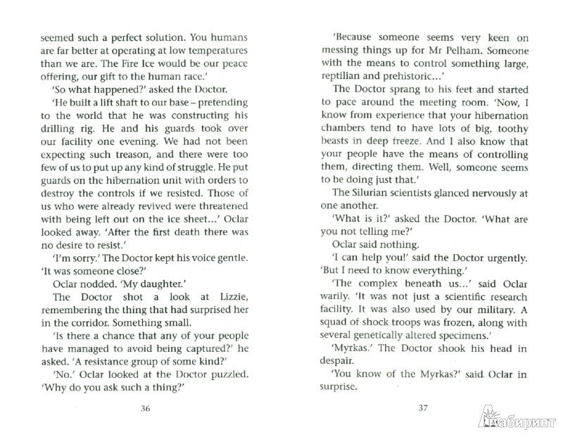 Иллюстрация 1 из 7 для Doctor Who: Silurian Gift - Mike Tucker | Лабиринт - книги. Источник: Лабиринт