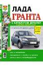 ВАЗ Lada Granta. Руководство по эксплуатации, обслуживанию и ремонту в цветных фотографиях