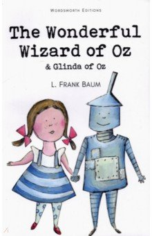 The Wonderful Wizard of Oz Glinda of OzЛитература на иностранном языке для детей<br>In the The Wonderful Wizard of Oz, a huge cyclone transports the orphan Dorothy and her little dog Toto from Kansas to the Land of Oz, and she fears that she will never see Aunt Em and Uncle Henry ever again. But she meets the Munchkins, and they tell her to follow the Yellow Brick Road to the Emerald City where the Wonderful Wizard of Oz will grant any wish. On the way, she meets the brainless Scarecrow, the Tin Woodman and the Cowardly Lion. The four friends set off to seek their heart s desires, and in a series of actionpacked adventures they encounter a deadly poppy field, fierce animals, flying monkeys, a wicked witch, a good witch, and the Mighty Oz himself. In Glinda of Oz, the last of the original  Oz  books, Dorothy and Princess Ozma seek the help of Glinda, the Good Witch of the South, when they find themselves in peril on the Magic Isle of the Skeezers.<br>