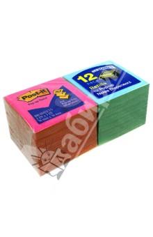 Z-Блок листов для записей (для диспенсера). Цветные (R330-U-ALT)Бумага для записей<br>Листочки для записей<br>Для диспенсера <br>Размер: 76 мм х 76 мм<br>12 упаковок по 100 листов<br>Сделано в США.<br>