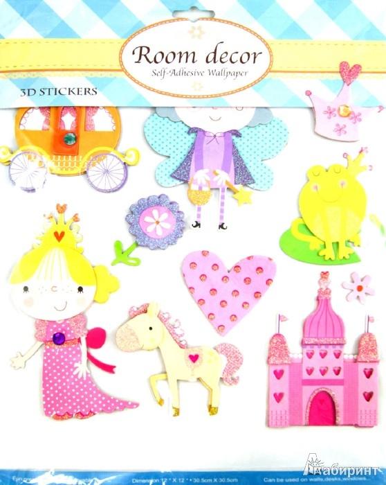 Иллюстрация 1 из 16 для Наклейки декоративные самоклеящиеся (31836) | Лабиринт - игрушки. Источник: Лабиринт