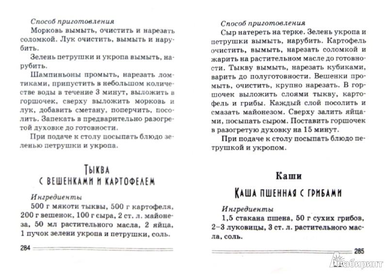 Иллюстрация 1 из 26 для Ваш домашний повар. Кулинарная книга грибника   Лабиринт - книги. Источник: Лабиринт