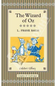 The Wizard of OzЛитература на иностранном языке для детей<br>This is the story of Dorothy and her little dog Toto, who are carried away from Kansas by a cyclone and transported to the wonderful world of Oz. She meets three companions - the Scarecrow, the Tin Woodman and the Cowardly Lion - and the three journey to the Emerald City of Oz to ask the Wizard of Oz to give them their hearts  desires, which in Dorothy s case is to return home to Kansas.<br>On their way to Oz and while fulfilling the tasks that the surprising Wizard asks of them they encounter witches, winged monkeys, the Deadly Desert, fighting trees and magic shoes.<br>This edition is evocatively illustrated with the original drawings of W. W. Denslow.<br>