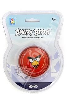 "Йо-йо ""Красная птица. Angry Birds"". 58 мм (Т56077)"