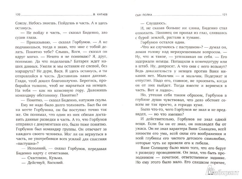 Иллюстрация 1 из 6 для Сын полка - Валентин Катаев | Лабиринт - книги. Источник: Лабиринт