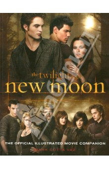 New Moon. The Official Illustrated Movie CompanionХудожественная литература на англ. языке<br>Everything fans want to know and more about NEW MOON the movie!<br>Academy Award-nominated director Chris Weitz and his creative team have brought the second book in Stephenie Meyer s riveting vampire romance saga to the big screen. Inside this deluxe visual companion, get an intimate look at the creation of the film.<br>With lavish, never-before-seen full-colour photographs, exclusive interviews with the cast and crew, and answers to questions about costume and set design, bestselling author Mark Cotta Vaz gives a special behind-the-scenes tour of the film millions have devoured. Inside you ll get a glimpse into the director s aesthetic inspiration, learn the secrets behind some of the film s most intense stunts, and learn just how a person can become a werewolf.<br>
