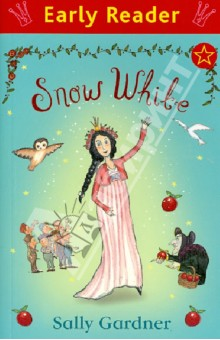 Snow WhiteИзучение иностранного языка<br>Snow White and the Seven Dwarves, retold by bestselling author Sally Gardner in a magical princess story, perfect for early readers.<br>Early Readers are stepping stones from picture books to reading books. A blue Early Reader is perfect for sharing and reading together. A red Early Reader is the next step on your reading journey.<br>With skin as white as snow, lips as red as roses, and hair as black as ebony, Snow White soon arouses the jealousy of her wicked stepmother. Hidden away in the forest, can she escape the evil queen with the help of her new friends?<br>