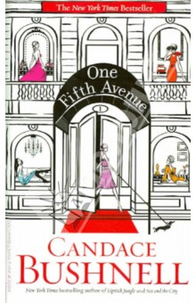 One Fifth AvenueХудожественная литература на англ. языке<br>Another look at the tough and tender women of New York City from Candace Bushnell, the author of Sex and the City, Trading Up, and Lipstick Jungle.<br>In One Fifth Avenue, Bushnell tells the intertwined stories of five women at one swanky Manhattan address. One Fifth is the building ? the chicest, the hottest, the one with the best pedigree. And within its gorgeous pre-war walls, fortunes fall and rise in the early days of the new millennium. Here, as in her previous novels, Bushnell turns a gimlet eye on the social and sexual politics of New York?s elite, this time through the lens of where they live.<br>