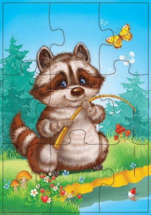 Иллюстрация 1 из 4 для Играй и собирай. Олененок и его друзья (2548)   Лабиринт - игрушки. Источник: Лабиринт