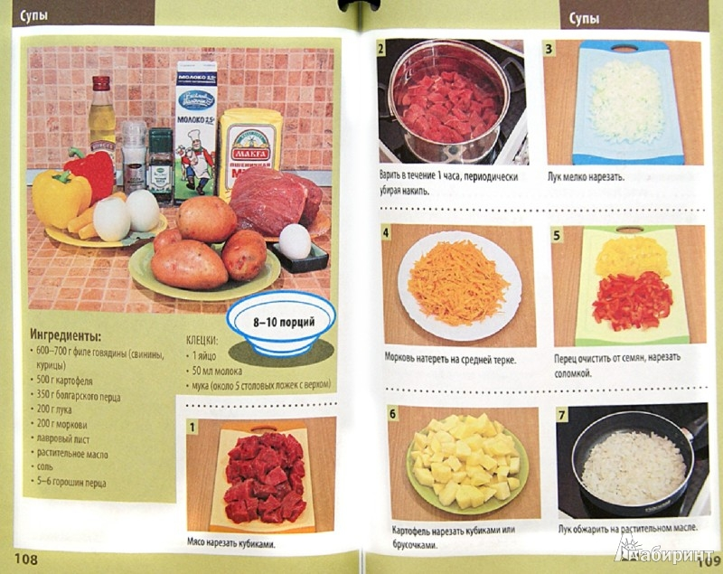Иллюстрация 1 из 11 для Самые лучшие кулинарные рецепты в самом удобном формате для каждой кухни - Анастасия Скрипкина | Лабиринт - книги. Источник: Лабиринт