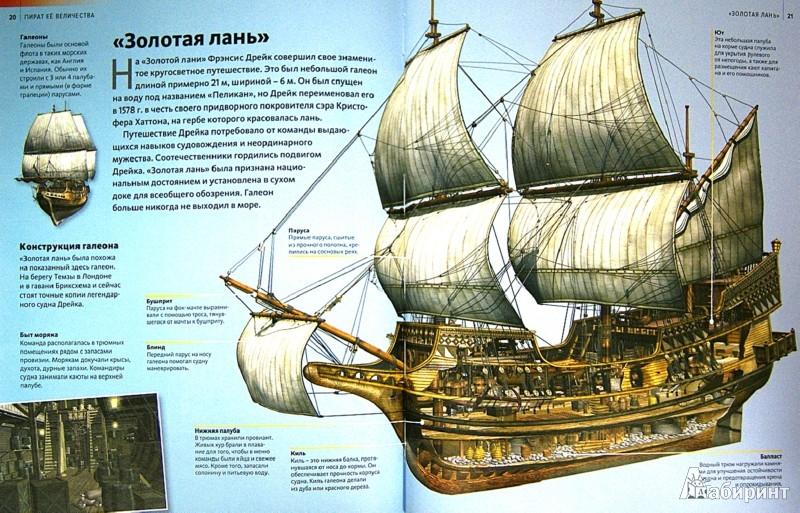 Иллюстрация 1 из 18 для Пират Её Величества   Лабиринт - книги. Источник: Лабиринт