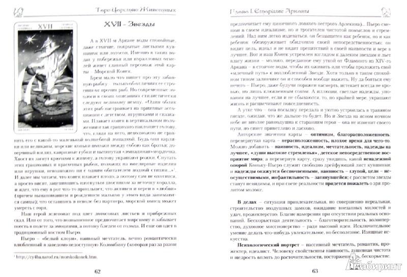 """Иллюстрация 1 из 18 для Таро """"Звериное Царство"""" - Лемберг, Таина   Лабиринт - книги. Источник: Лабиринт"""