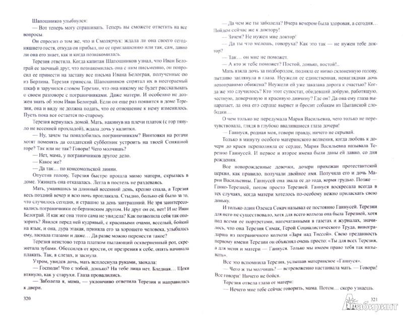 Иллюстрация 1 из 20 для Над Тиссой. Горная весна. Дунайские ночи - Александр Авдеенко   Лабиринт - книги. Источник: Лабиринт