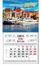 Календарь на 2014 год с магнитным креплением