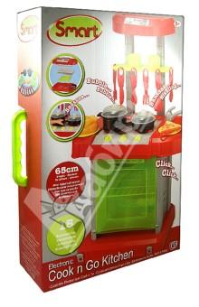 """Портативная мини-кухня """"Smart"""" со звуковыми и световыми эффектами и аксессуарами (1680703.00) от Лабиринт"""