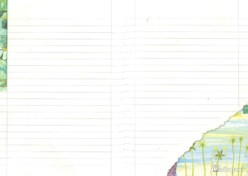 """Иллюстрация 1 из 15 для Книга для записей """"Времена года""""   Лабиринт - канцтовы. Источник: Лабиринт"""