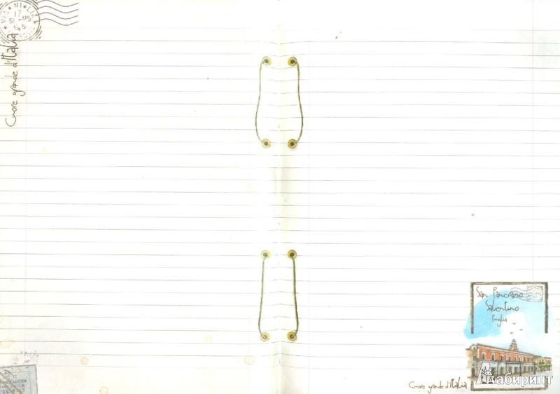 """Иллюстрация 1 из 28 для Книга для записей """"Итальянские мотивы""""   Лабиринт - канцтовы. Источник: Лабиринт"""