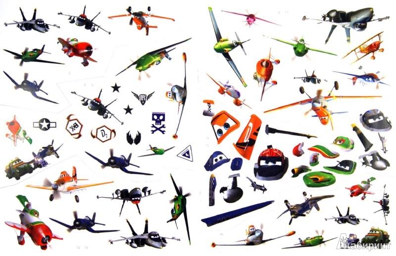 Иллюстрация 1 из 9 для Самолеты. К взлету готов! Развивающая книжка с многоразовыми наклейками   Лабиринт - книги. Источник: Лабиринт