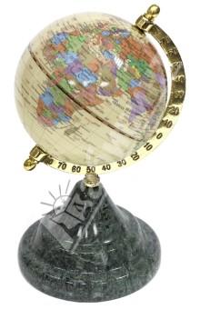 """Глобус настольный """"Antique"""" (диаметр = 9,5 см) (700968)"""