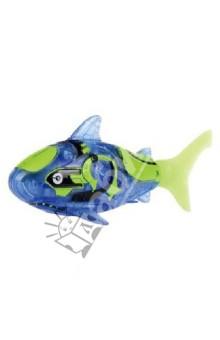"""Тропическая РобоРыбка """"Акула"""" (синяя) (2549-9) RoboFish"""