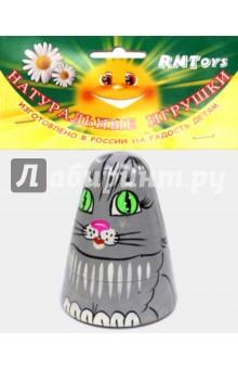 Кошки-мышки. Игра. Серый кот (Д-5089) RN Toys