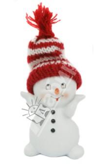 """Новогодняя фигурка """"Снеговик"""" (в ассортименте 6 видов) (572669)"""