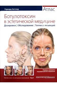 Ботулотоксин в эстетической медицине. Атлас