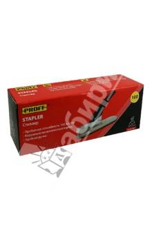 Степлер большой мощности (PF-E01S)Степлеры<br>Пробивная способность 100 листов.<br>Надежный металлический корпус.<br>Удобная ручка<br>Сделано в Италии.<br>