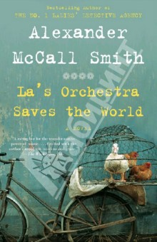 Las Orchestra Saves the WorldХудожественная литература на англ. языке<br>A heart-warming stand alone novel about the life-affirming powers of music and company during a time of war, from the best-selling and beloved author of The No.1 Ladies Detective Agency.<br>When Lavender, La to her friends, moves to the Suffolk countryside, its not just to escape the London Blitz but also to flee the wreckage of a disastrous marriage. But as she starts to become a part of the community, she detects a sense of isolation.  Her deep love of music and her desire to bring people together inspire her to start an orchestra.  Little did she know that through this orchestra she would not only give hope and courage to the people of the community, but also that she would meet a man, Feliks, a shy upright Pole, who would change her life forever.<br>