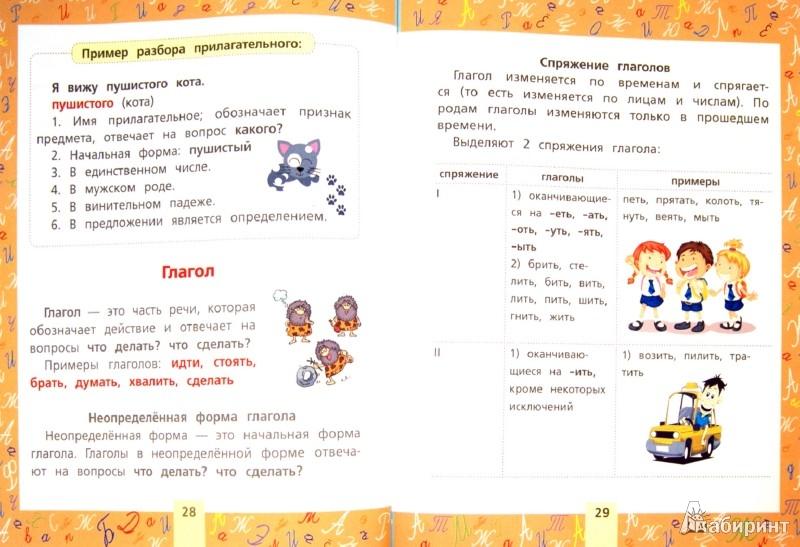 Иллюстрация 1 из 18 для Все правила русского языка для начальной школы - Сергей Матвеев | Лабиринт - книги. Источник: Лабиринт