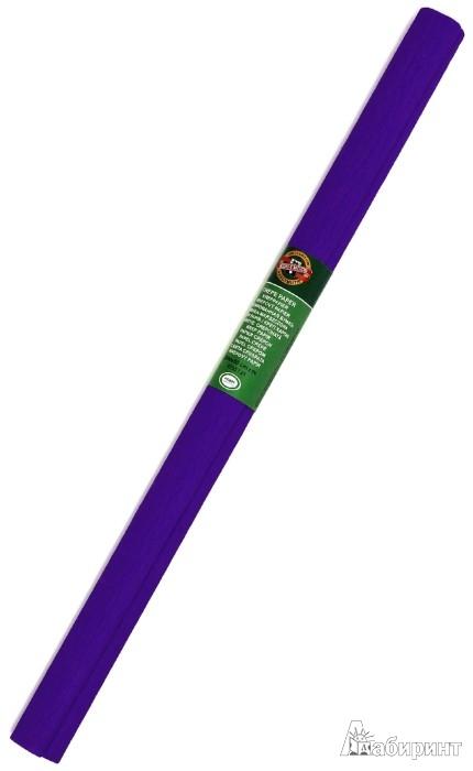 Иллюстрация 1 из 2 для Бумага гофрированная фиолетовая в рулоне (9755021001PM) | Лабиринт - игрушки. Источник: Лабиринт