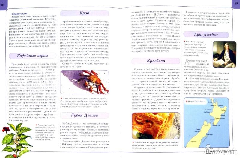 Иллюстрация 1 из 7 для Моя первая энциклопедия   Лабиринт - книги. Источник: Лабиринт