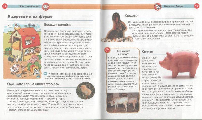 Иллюстрация 1 из 22 для Животные. Энциклопедия для детей/ Познакомься, это...   Лабиринт - книги. Источник: Лабиринт