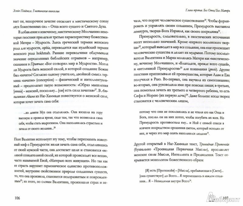 Иллюстрация 1 из 5 для Гностические евангелия - Элейн Пейджелс | Лабиринт - книги. Источник: Лабиринт