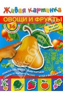 знакомство с фруктами и овощами