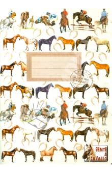 Блокнот. Лошади А6
