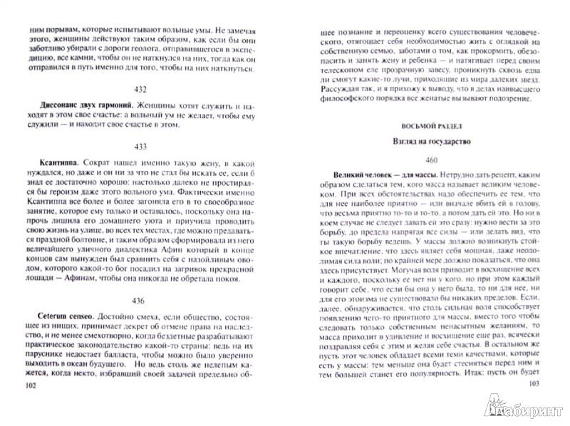Иллюстрация 1 из 7 для Избранные переводы из Ницше профессора А.В.Перцева - А. Перцев | Лабиринт - книги. Источник: Лабиринт