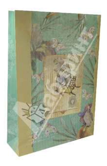 Пакет бумажный для сувенирной продукции 33x45.7x10.2 (32558)