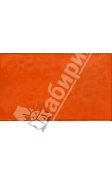 """Еженедельник датированный. На 2014 год. """"Небраска"""". Оранжевый. 128 страниц. 150х87 мм. (794106264)"""