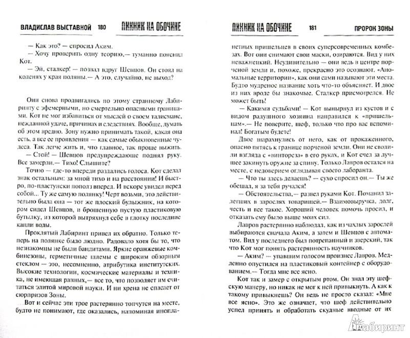 Иллюстрация 1 из 7 для Пророк Зоны - Владислав Выставной   Лабиринт - книги. Источник: Лабиринт