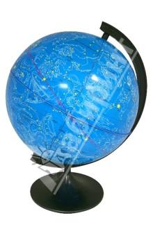 """Глобус """"Звездное небо"""". Диаметр 320 мм. (43) Уральская картографическая фабрика"""