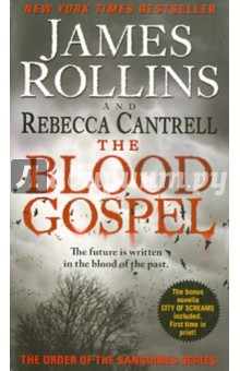The Blood GospelХудожественная литература на англ. языке<br>In his first-ever collaboration, New York Times bestselling author James Rollins combines his skill for cutting-edge science and historical mystery with award-winning novelist Rebecca Cantrell s talent for haunting suspense and sensual atmosphere in a tale about an ancient order and the hunt for a miraculous book known only as... The Blood Gospel.<br>After an earthquake in Israel reveals a tomb deep inside a mountain, a trio of investigators-a military forensic expert; a Vatican priest; and a brilliant archaeologist-set out to find a book rumored to have been written by Christ and said to hold the secrets to His divinity. But the enemy who hounds them is like no other, a force of ancient evil directed by a leader of impossible ambitions and incalculable cunning. The mysteries all lead back to a secret sect within the Vatican, a shadowy order called the Sanguines.<br>