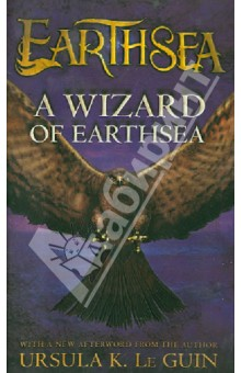Wizard of EarthseaХудожественная литература на англ. языке<br>Originally published in 1968, Ursula K. Le Guin s A Wizard of Earthsea marks the first of the six now beloved Earthsea titles. Ged was the greatest sorcerer in Earthsea, but in his youth he was the reckless Sparrowhawk. In his hunger for power and knowledge, he tampered with long-held secrets and loosed a terrible shadow upon the world. This is the tumultuous tale of his testing, how he mastered the mighty words of power, tamed an ancient dragon, and crossed death s threshold to restore the balance.<br>