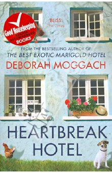 Heartbreak HotelХудожественная литература на англ. языке<br>From Deborah Moggach, bestselling author of The Best Exotic Marigold Hotel, comes another hilarious and romantic comedy, this time set in a run-down B&amp;amp;B in Wales. When retired actor Buffy decides to up sticks from London and move to rural Wales, he has no idea what he is letting himself in for. In possession of a run-down B&amp;amp;B that leans more towards the shabby than the chic and is miles from nowhere, he realises he needs to fill the beds - and fast. Enter a motley collection of guests: Harold, whose wife has run off with a younger woman; Amy, who s been unexpectedly dumped by her (not-so) weedy boyfriend and Andy, the hypochondriac postman whose girlfriend is much too much for him to handle. But under Buffy s watchful eye, this disparate group of strangers find they have more in common than perhaps they first thought...Addictive and funny...If there is a book more like a Richard Curtis film, you d be hard-pressed to find it. (Psychologies). Just as exuberant and hilarious as The Best Exotic Marigold Hotel. (Good Housekeeping).<br>
